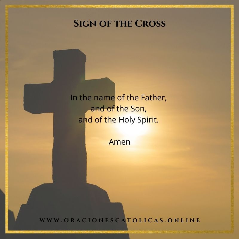 sing of the cross